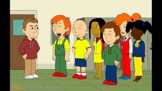 Download Caillou Misbehaves At School Video