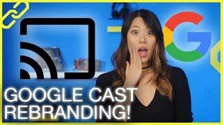 Download Google Cast rebranding, Distracted Driver Guidelines, LingLong DingDong Video