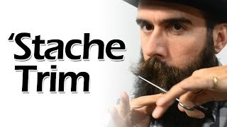 Download How to Trim a Mustache Video