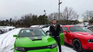 Download 2017 Charger Daytona Green Go-ing Video