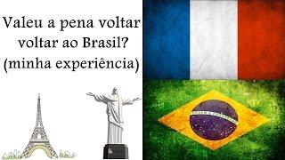 Download Valeu a pena voltar ao Brasil? (Minha experiência) Video