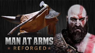 Download Kratos' Axe - God of War - MAN AT ARMS: REFORGED Video