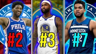 Download Ranking The BEST Center From EVERY NBA Team In The 2018-19 Season Video