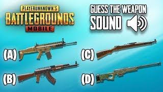 Download Guess The Weapon Sound in PUBG Mobile | Ultimate Quiz Video