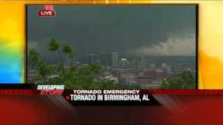 Download The Weather Channel Coverage of the Birmingham, AL Tornado Video