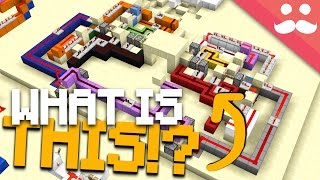 Download My FIRST Redstone Testing World! Video