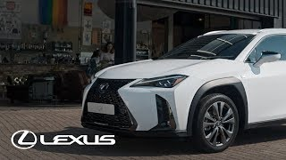 Download Lexus UX 250h | Självladdande elhybrid Video