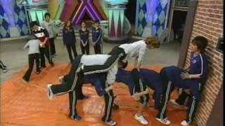 Download Funny Painful Horse Game ( feat. Shinhwa + Kang Ho Dong ) ( eng sub ) Video