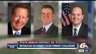 Download GOP Incumbent Mike Delph faces challenger in May primary Video