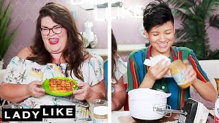 Download We Competed To Make The Best Waffles • Ladylike Video