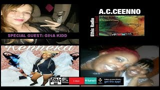 Download Ken'neka Jenkins : Gina Kidd On Ethic Radio Video