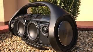 Download Bass test - JBL Boombox Video