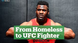 Download The Francis Ngannou story: From homeless to UFC heavyweight Video