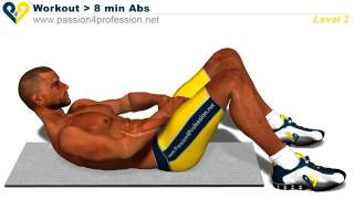 Download Six pack in 3 Months (8 minutes) a day Video