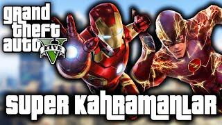 Download GTA 5 SÜPER KAHRAMANLAR (GTA 5 Dizi) Bölüm 1 Video