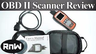 Download Entry Level OBD II Scanner for The DIY'er - Engine, ABS and SRS Code Scanner Video