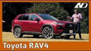 Download Toyota RAV4 - El macho vegano de las SUV's Video