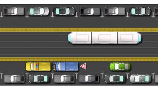 Download Driving with Trams Video