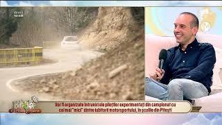 Download Vali Porcisteanu @ Neatza cu Razvan si Dani - Raliul Argesului 2019 Video