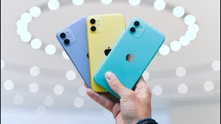 Download iPhone 11 - ALL THE COLORS - Color Comparison! Video