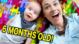 Download 6 MONTH OLD BABY UPDATE! Video