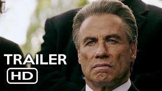 Download Gotti Official Trailer #1 (2017) John Travolta, Kelly Preston Crime Biography Movie HD Video