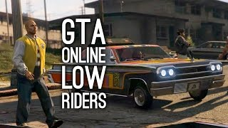 Download GTA Online Lowriders Gameplay Trailer - GTA 5 Online Update Trailer Video