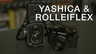 Download Two Film Cameras I've NEVER Shot Video