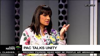 Download PAC talks unity Part 2 Video