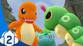 Download A Wild Encounter - Starter Squad (Ep. 2) Video