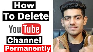 Download How To Delete YouTube Channel Permanently | Create New YouTube Channel With Suspended Gmail Account! Video