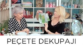 Download Peçete Dekupajı | Derya Baykal Video