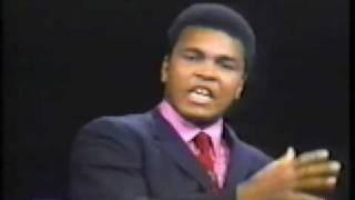 Download Muhammad Ali talks to William F. Buckley (1968) Video