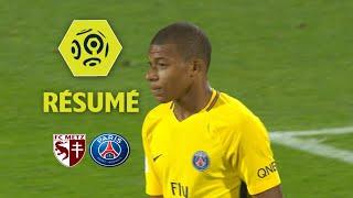 Download FC Metz - Paris Saint-Germain (1-5) - Résumé - (FCM - PSG) / 2017-18 Video