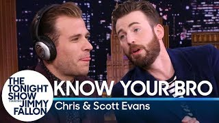 Download Know Your Bro with Chris and Scott Evans Video