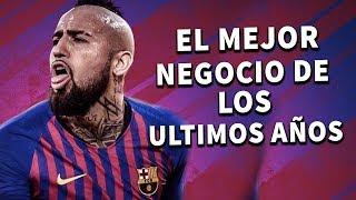 Download ¿Porque ARTURO VIDAL tendrá un Enorme éxito en el Barcelona? Video