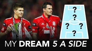 Download No room for Gary Neville | Jamie Carragher's Dream 5 A Side Video