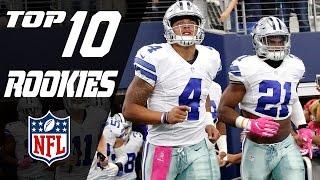 Download Top 10 Rookies of 2016! | NFL NOW Video