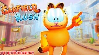 Download Garfield Rush Gameplay Android IOS Video