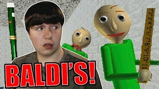 Download The Teacher No One Wants! || Baldi's Basics in Education and Learning Video
