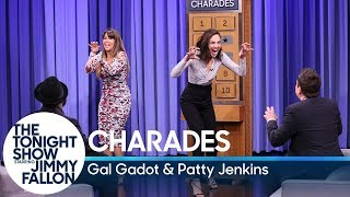 Download Charades with Gal Gadot and Patty Jenkins Video