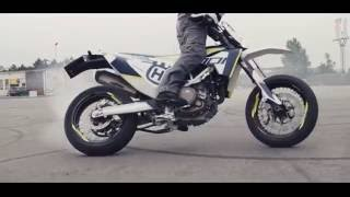 Download Husqvarna 701 Supermoto - The best promotion video ever Video