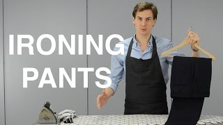 Download How to Iron Pants - Smart Tricks You Need To Know Video