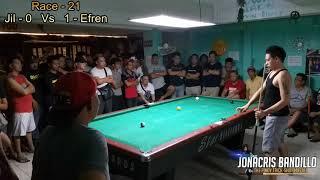 Download Efren ″Bata″ Reyes Vs Jilzander ″Morong″ Aguilar (Dasmarinas Cavite) Part 1 Video