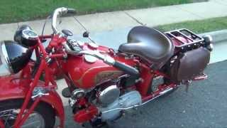 Download WWII Model 741 Indian Scout Video