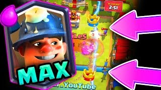 Download HOW DID THAT HAPPEN!? • Clash Royale • MAX MINER GAMEPLAY Video