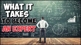 Download What It Takes To Become An Expert Video