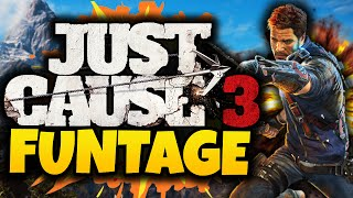 Download Just Cause 3: Funtage! - (JC3 Funny Moments Gameplay) Video