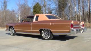 Download 135037 / 1978 Lincoln Town Car Video