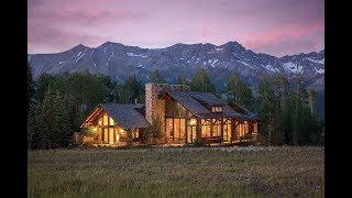Download Ski-In and Ski-Out Mountain Home in Telluride, Colorado Video